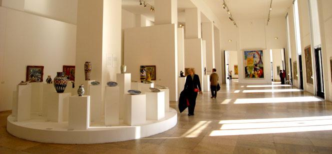 パリ市立近代美術館   トリコロ...