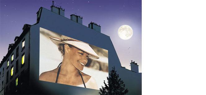 2012年「パリ月光シネマ」野外上映会