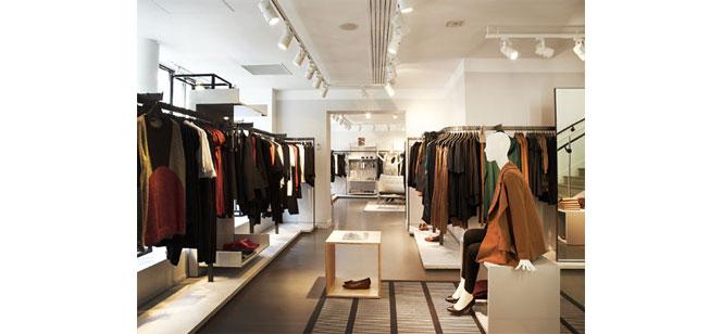 パリにCOSの新店舗が2軒誕生。