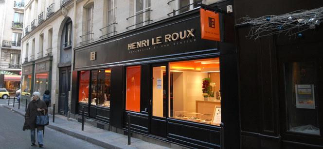 アンリ・ルルーのパリ2号店が12月にオープン!