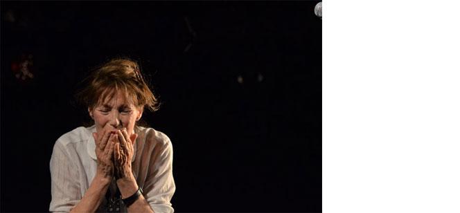 梶野彰一によるジェーン・バーキン写真展