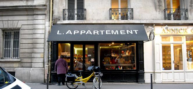 L.Appartement