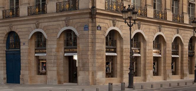 ルイ・ヴィトン新店舗がヴァンドーム広場にオープン!