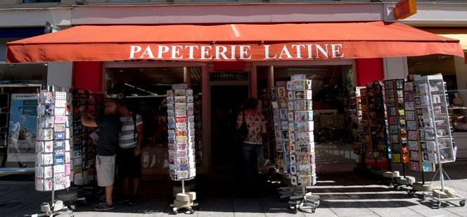 Papeterie Latine