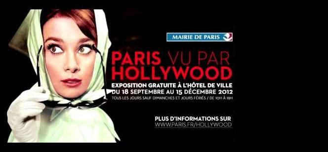 「ハリウッドが見たパリ」展