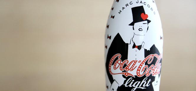 コカ・コーラライト BY マーク・ジェイコブス!