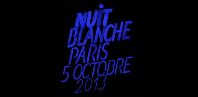 2013年ニュイ・ブランシュ(パリの白夜イベント)