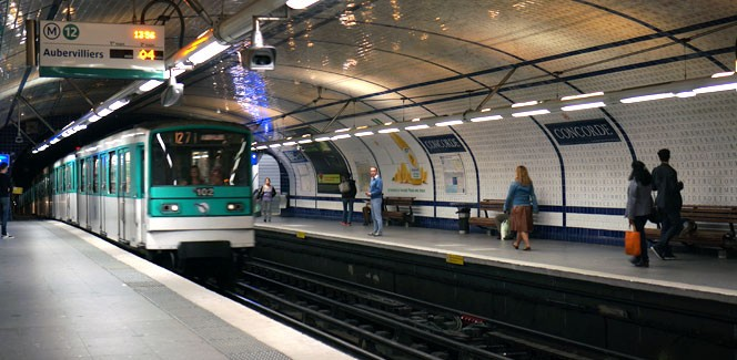 パリの大気汚染・続報。ついに交通規制へ!