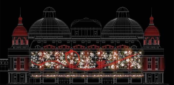 プランタンのクリスマス、今年点灯式に登場するのはあのセレブ!