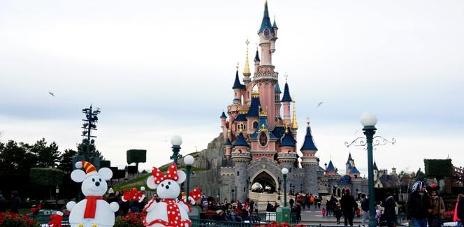 ディズニーランド・パリに行って来ました!