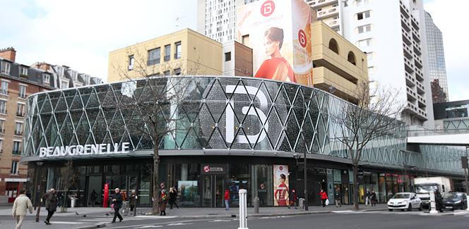 パリの最新ショッピングセンター< ボーグルネル >で賢く時短ショッピング!