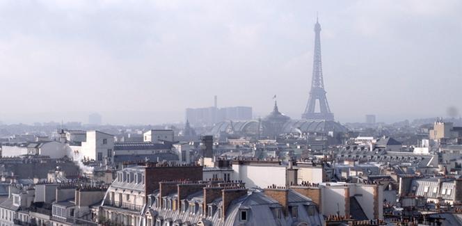 パリは世界で何番目にお金がかかる街?