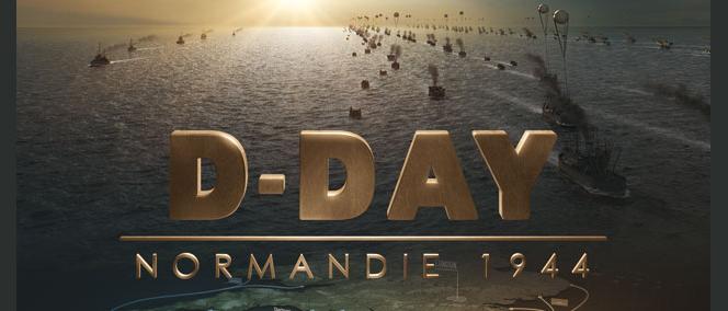ノルマンディ上陸作戦70周年記念映画、公開