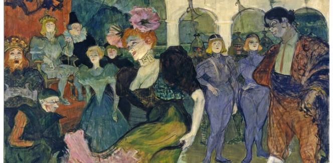 「パリ 1900年 スペクタクルの街」展
