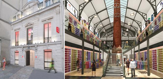 ユニクロのパリ市内3店目が明後日オープン!