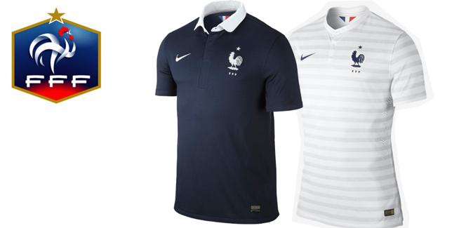サッカー・フランス代表のユニフォームがいい!