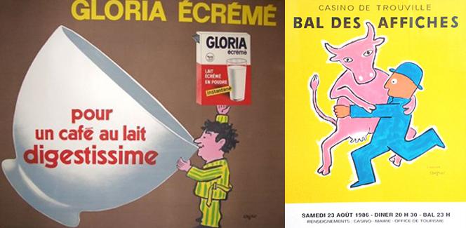 レイモン・サヴィニャック展 パリの街が愛したポスター