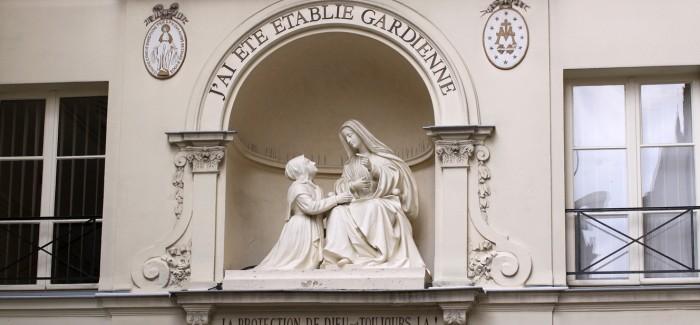 奇跡のメダイの教会