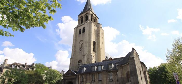 サンジェルマン・デプレ教会