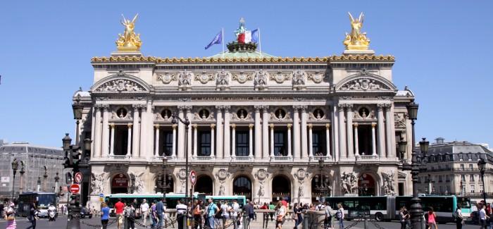今週末はオペラ・ガルニエ&オペラ・バスティーユが無料公開!