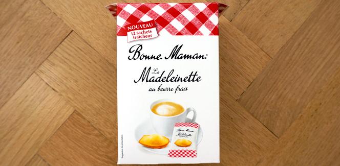 08. ボンヌ・ママン Le Madeleinette