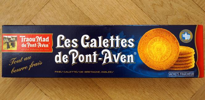 03. Pont-Avenのガレット