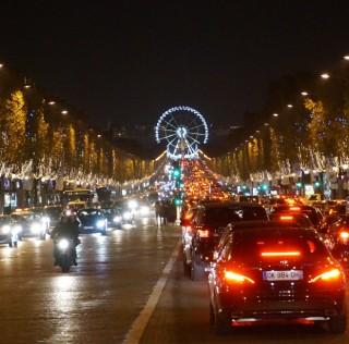 パリのクリスマス情報 2018