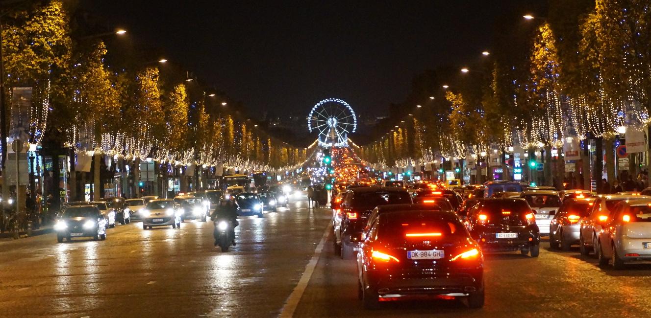 【12月28日更新】パリのクリスマス&年末年始の情報 2018