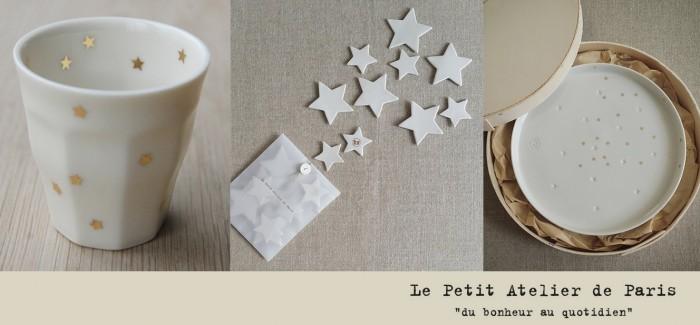 ル・プチ・アトリエ・ドゥ・パリのネットショップ。