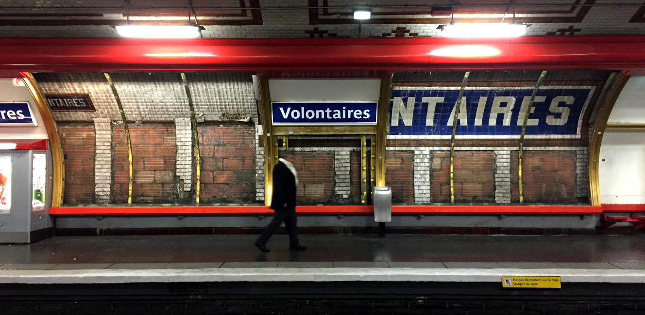 パリのメトロの歴史を目撃!