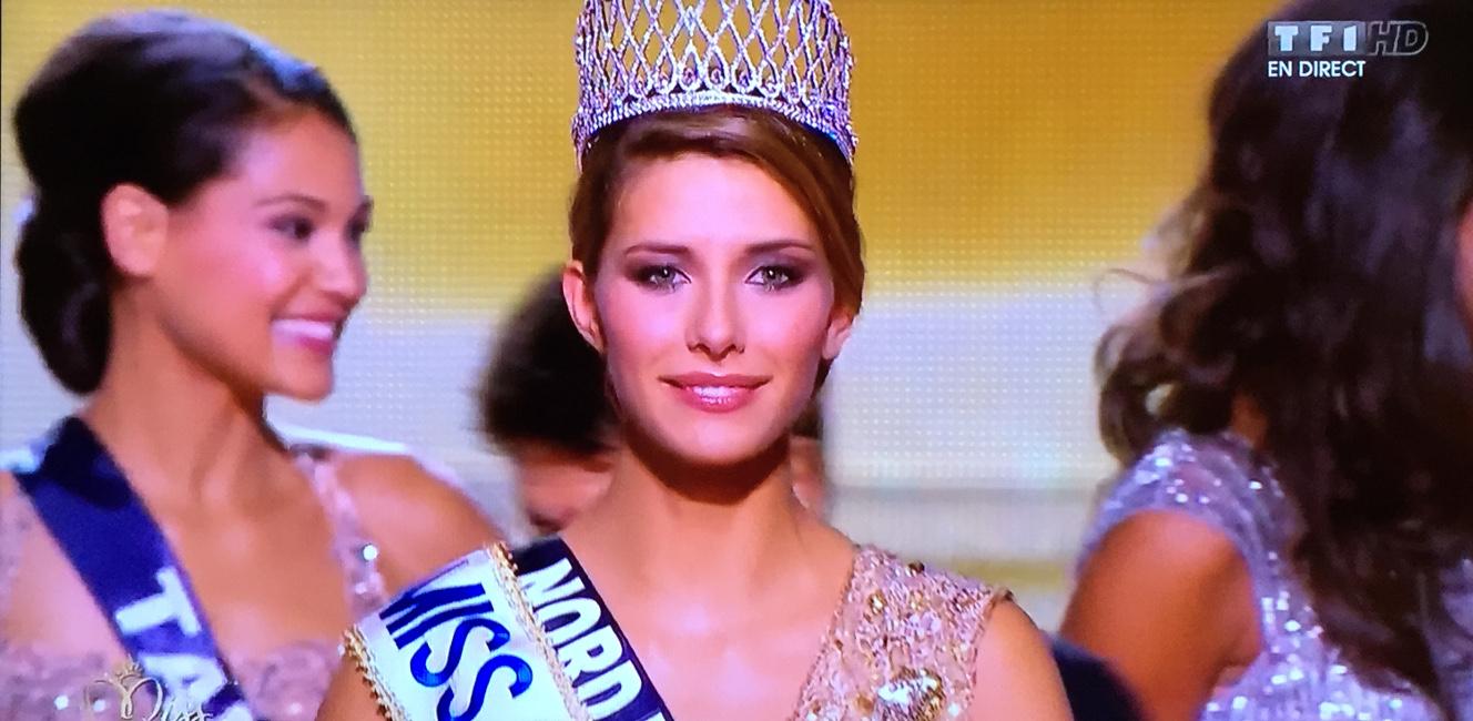 ミス・フランス 2015に輝いたのはこの人!