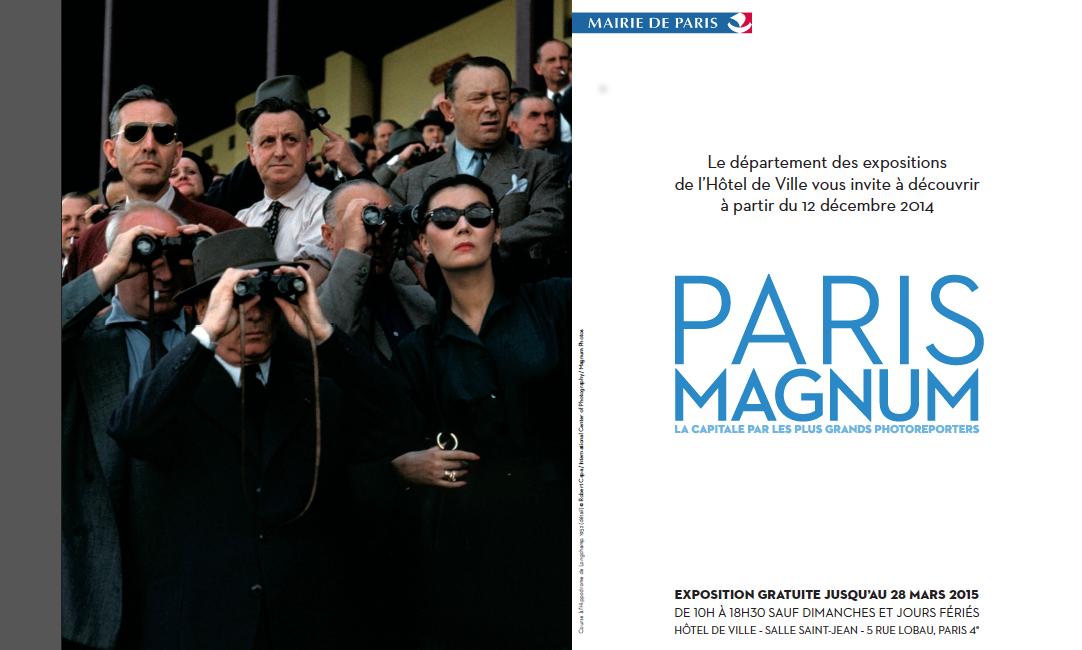 「パリ・マグナム」展