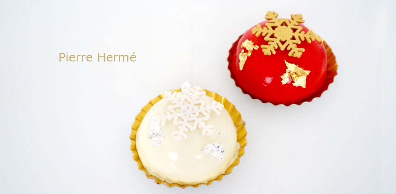 ピエール・エルメの年末限定ケーキ!