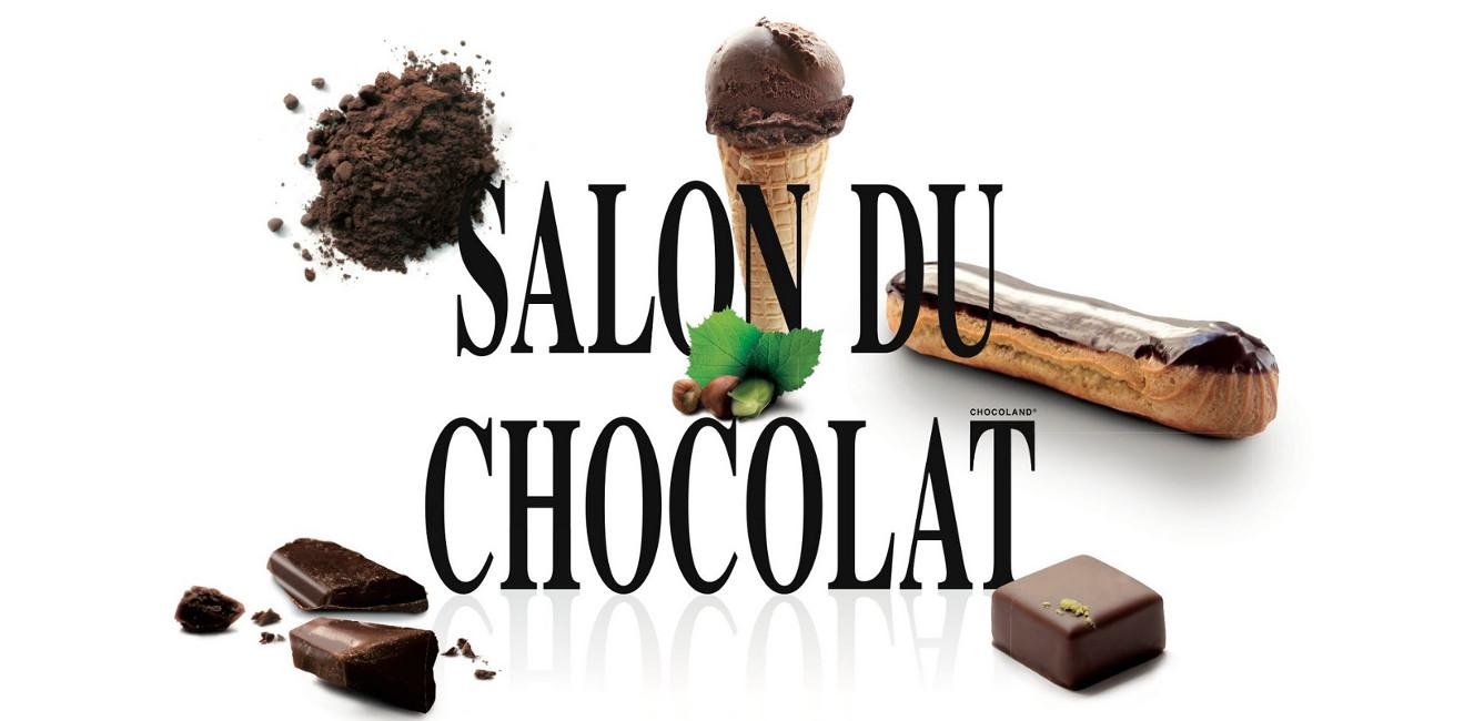 サロン・デュ・ショコラ 2015、開催日決定!