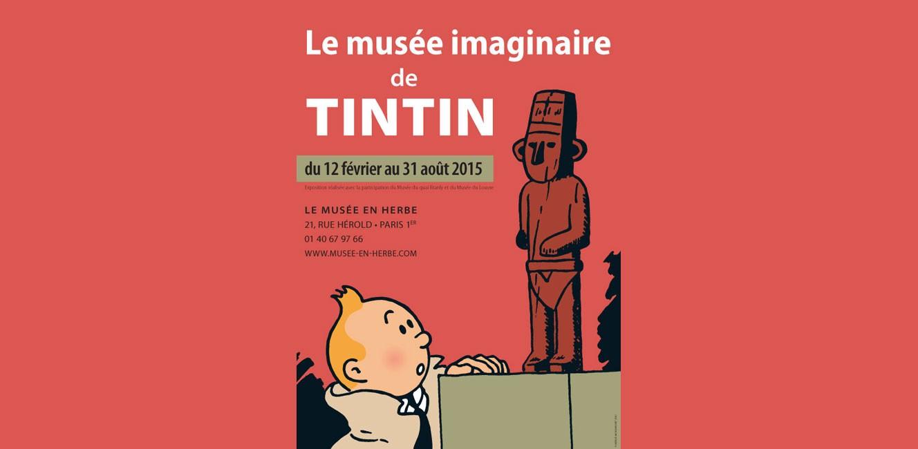 「タンタンの想像上の美術館」展