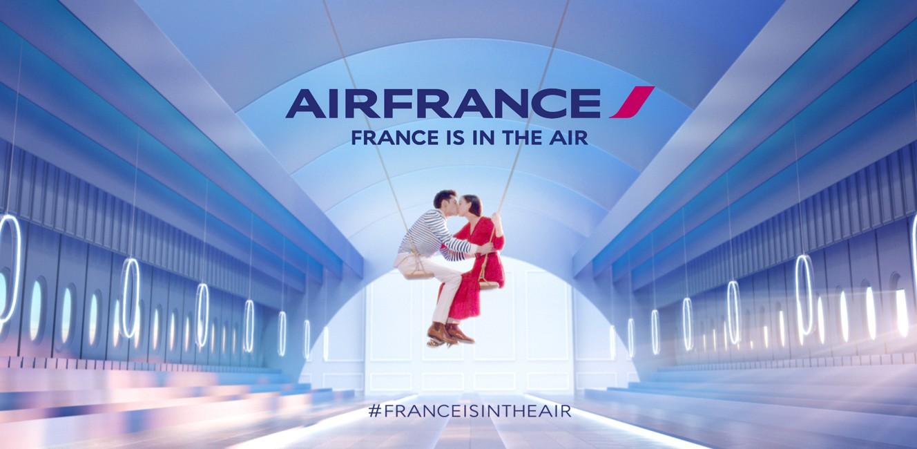 エールフランスの新キャンペーンPVと機内安全ビデオが最高にかわいい!