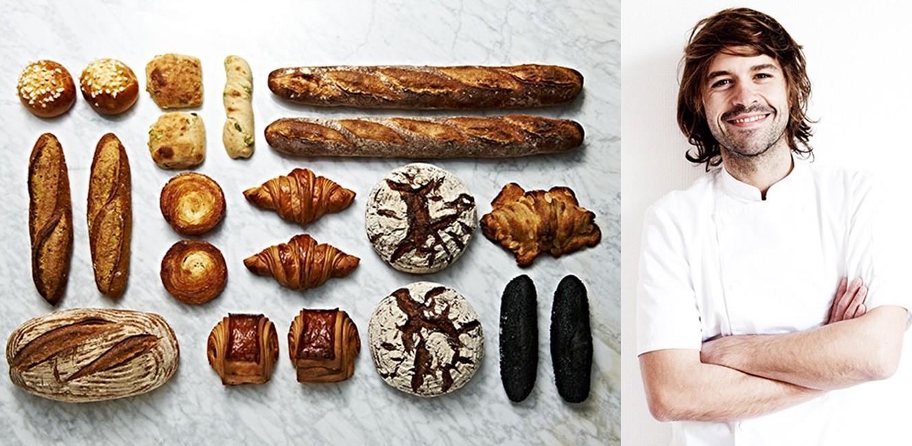 パリの人気パン屋が名古屋にオープン!