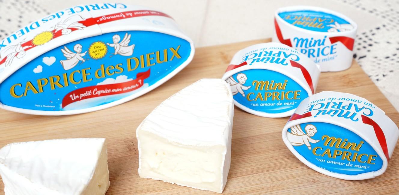 24. マイルドな白かびチーズ「カプリス・デ・デュー」