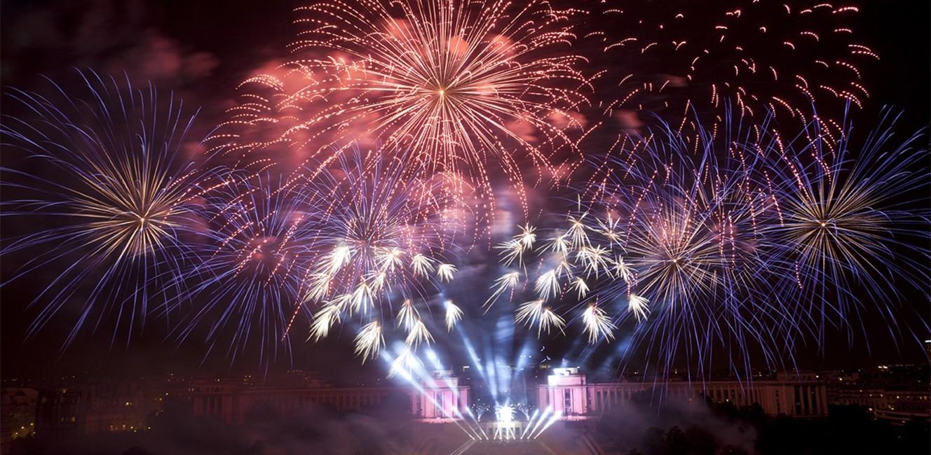 7月14日(革命記念日)パリのイベント