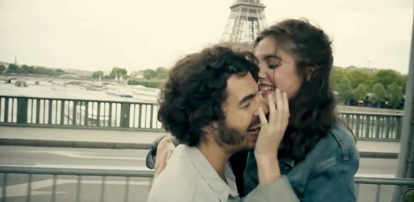予算たったの40ユーロ!パリが舞台の素敵なショートフィルム