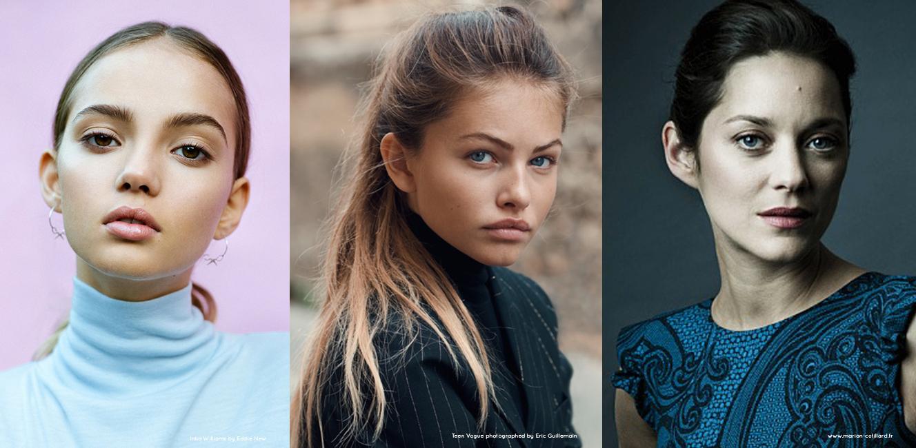 世界で最も美しい顔100人に選ばれたフランス人は?