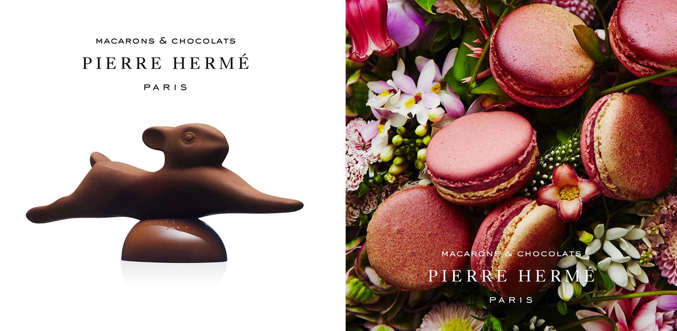 2016年イースターのチョコレート〜ピエール・エルメ〜