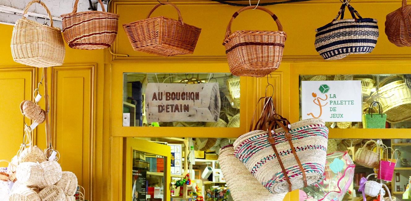 The World Elements | マルシェでの必需品。自然派な暮らしが愛する編みかご「パニエ」