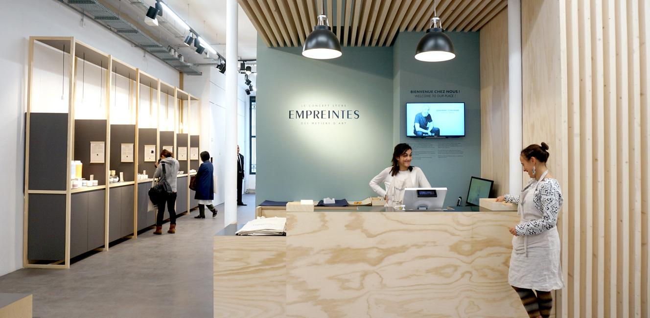 The World Elements   職人たちが生み出す作品との一期一会を楽しめる北マレの工芸品コンセプトストア「EMPREINTES 」