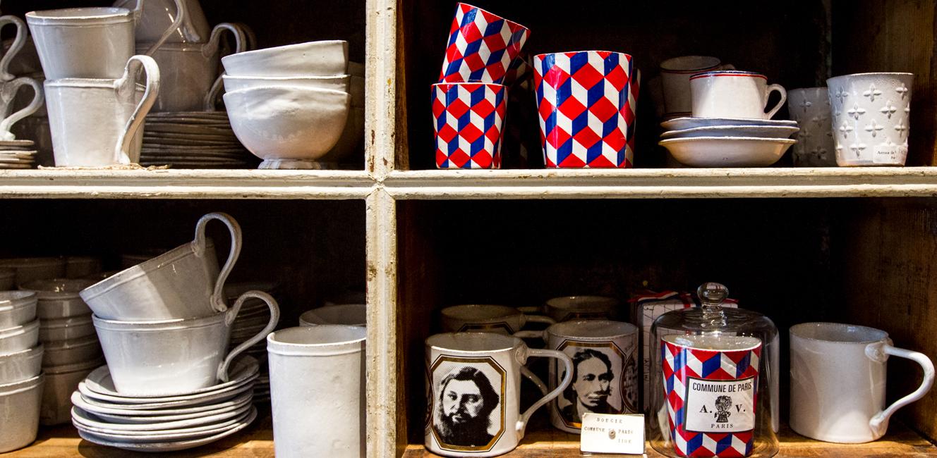 ひとつずつ吟味して大切に集めたいメイド・イン・パリの陶器「アスティエ・ド・ヴィラット」