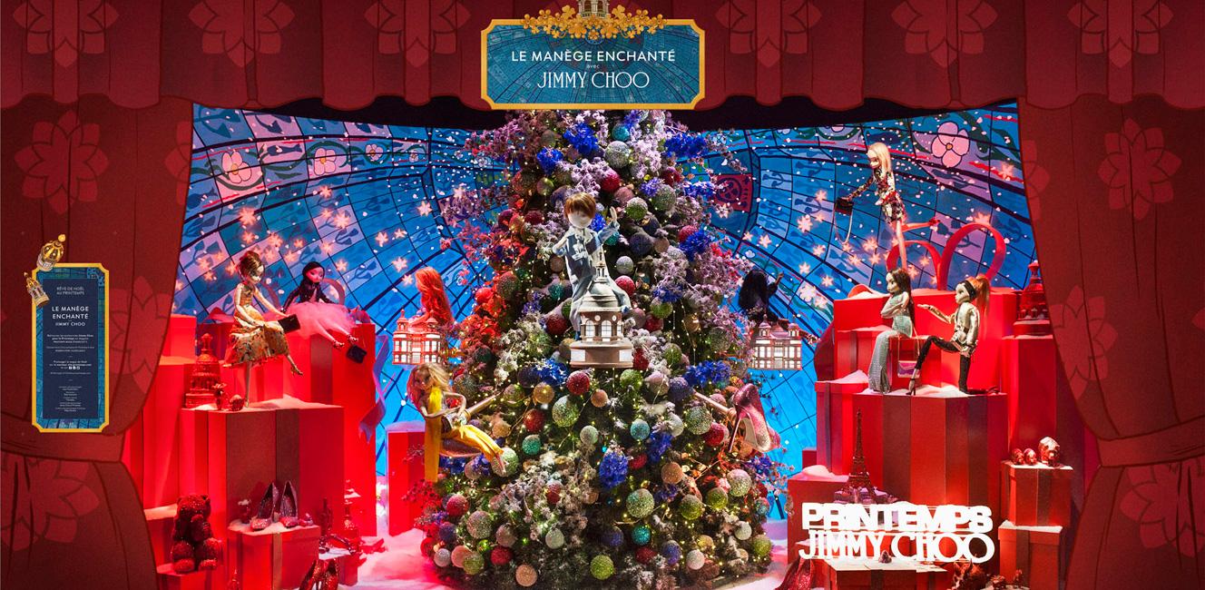 今年のプランタンのクリスマスは…プランタンのクリスマスの夢