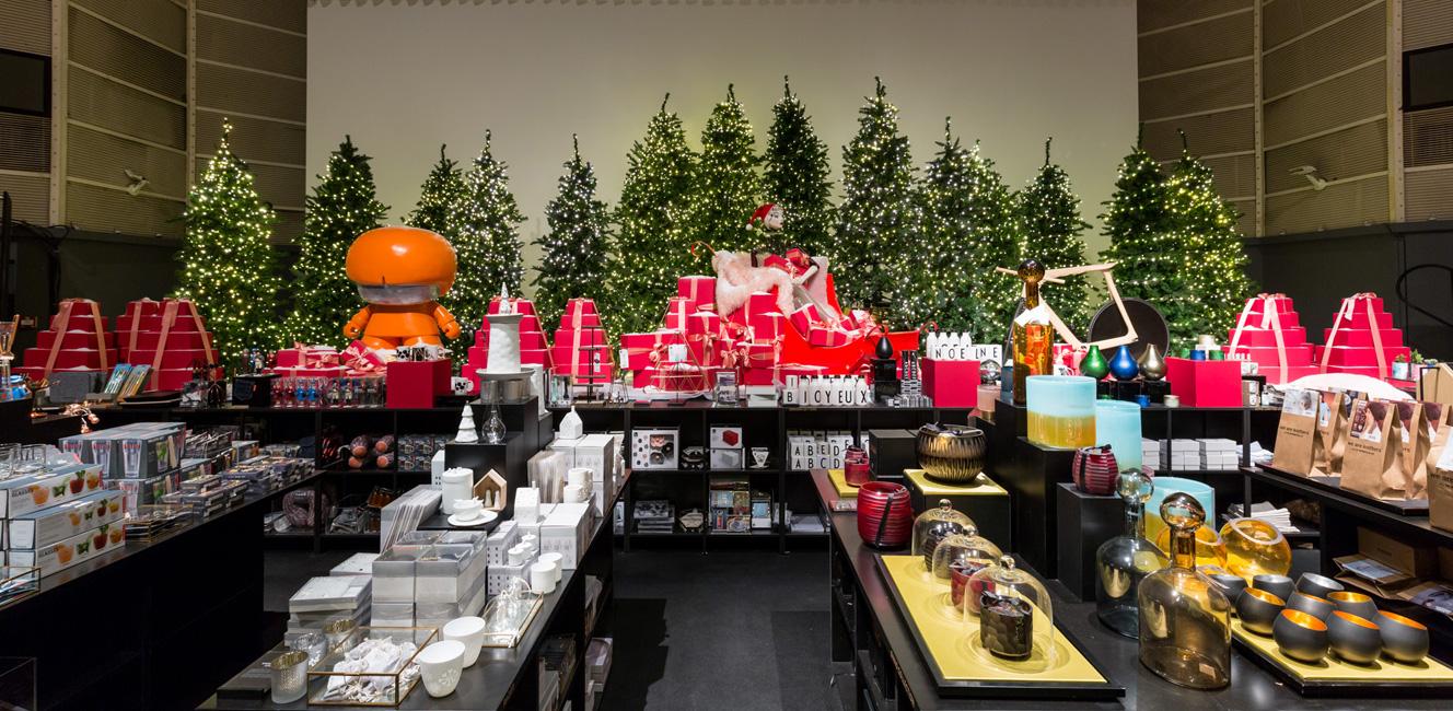 プランタン・デパートのクリスマスイベント情報!