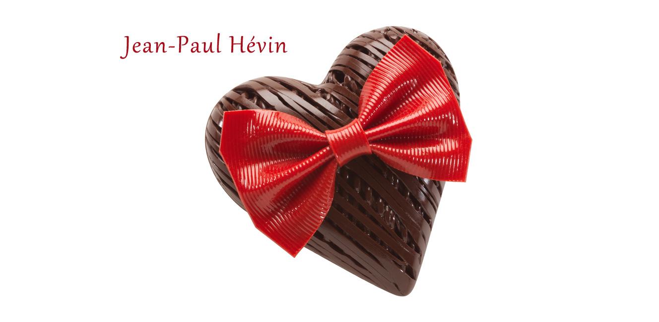 ジャン=ポール・エヴァンのバレンタインチョコレート
