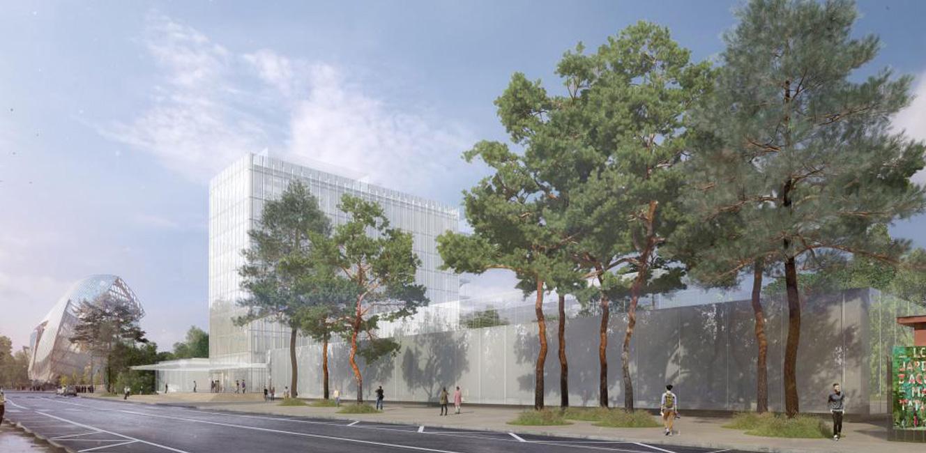 LVMHグループが手がける新しい芸術文化センターが2020年誕生