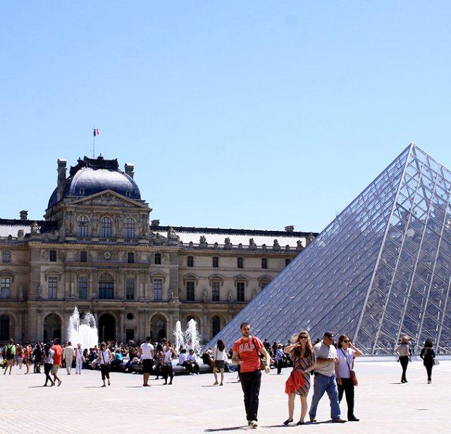 8月15日(木・祝)に開館しているパリの美術館&モニュメント